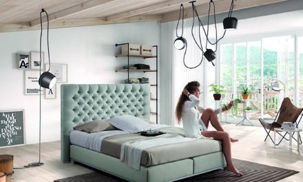 Boxspring-Betten überzeugen durch Liegekomfort