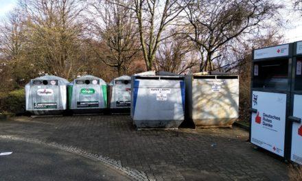 """<span class=""""entry-title-primary"""">Kriftel soll sauberer werden</span> <span class=""""entry-subtitle"""">Containerstandorte werden jetzt regelmäßig gereinigt</span>"""