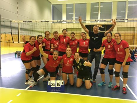 TUS-Kriftel-Volleyball