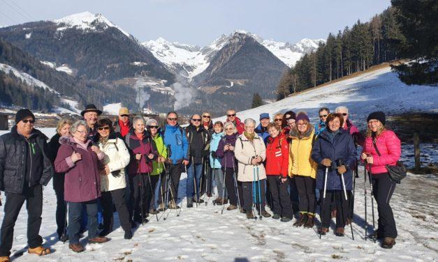 SKG Winter-Sport-Woche in Luttach