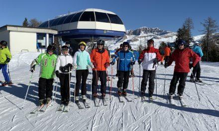 Mit dem Skiclub Rüsselsheim in die Brenta-Dolomiten