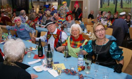 Maskenball des GV Germania wieder ein voller Erfolg