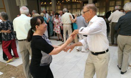 Tanztee im Rathaus