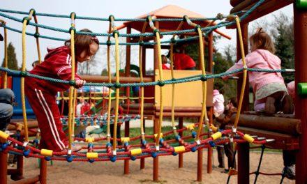 Neue Spielattraktionen für Spielplatz in Haßloch