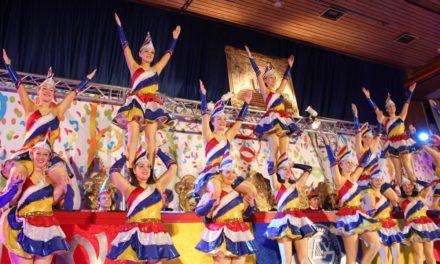 Grandiose Liedertafel-Kostümsitzung