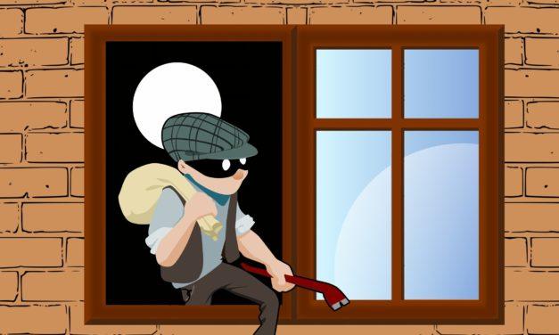 Stop dem Einbruchsdiebstahl in Wohnungen