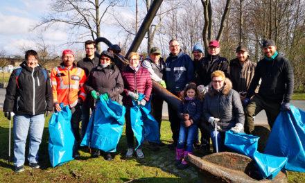Gemeinsam für ein sauberes Ginsheim-Gustavsburg