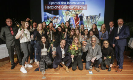 Sportlerehrung 2019: Rüsselsheim hat Power