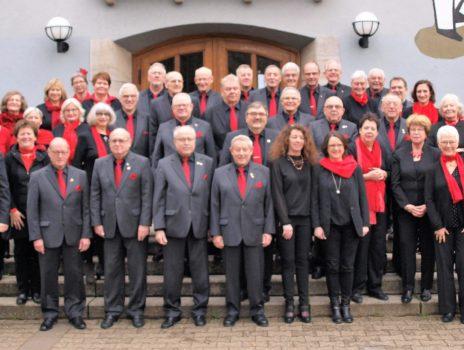 Jahreshauptversammlung der Sängervereinigung