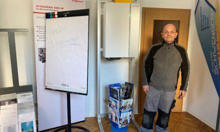 """<span class=""""entry-title-primary"""">Vom Einmannbetrieb zum erfolgreichen Unternehmen</span> <span class=""""entry-subtitle"""">Der Meisterbetrieb Joachim Schwenger in Mainz-Ebersheim und Zornheim</span>"""