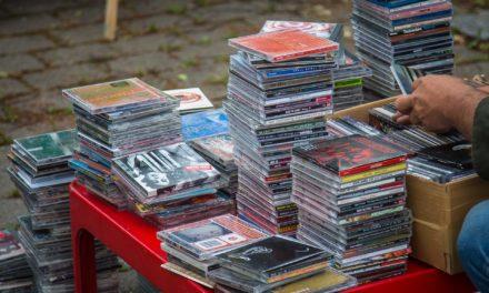Medienflohmarkt in der Stadtbücherei