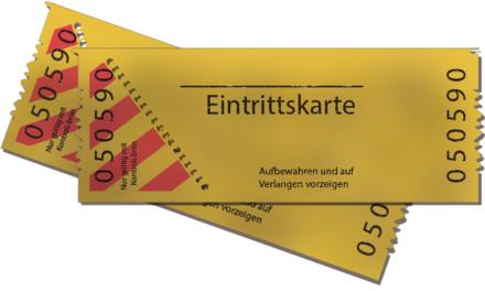 Kosten für Eintrittskarten werden zurückerstattet
