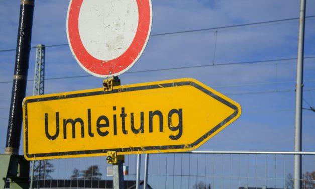 Vierspuriger Ausbau der Boelckestraße in Kastel