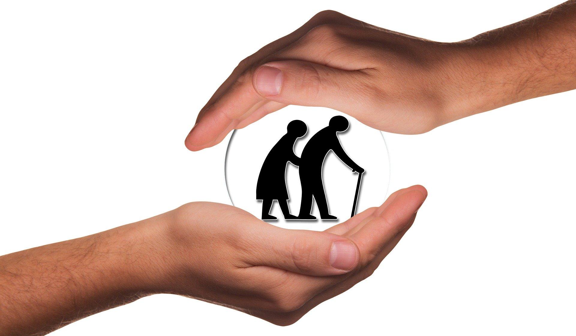 Senioren schützen