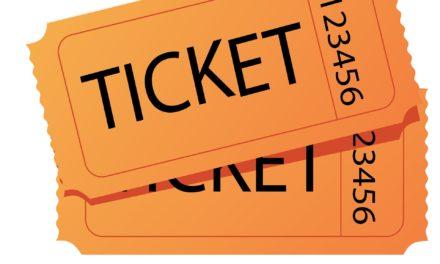 Eintrittskarten später zurückgeben