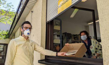 Corona-Maßnahmen: Stadtbücherei und Stadtarchiv öffnen schrittweise