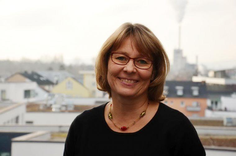 Die Netzwerkbeauftragte für das Ehrenamt beim Kreis Mainz-Bingen Antoinette Malkewitz. / Copyright: Kreisverwaltung Mainz-Bingen/Bardo Faust