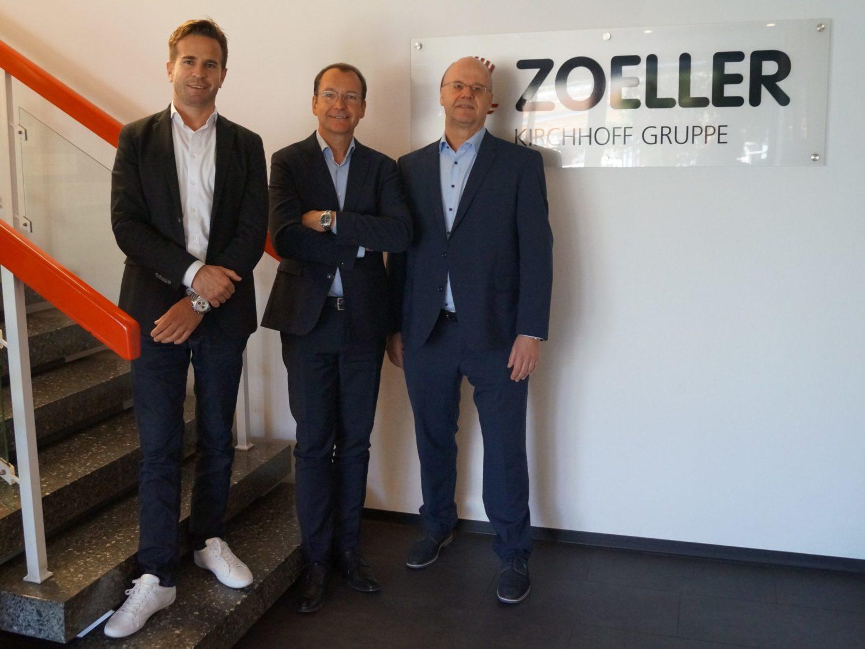 Geschäftsführung der Zöller-Kipper GmbH