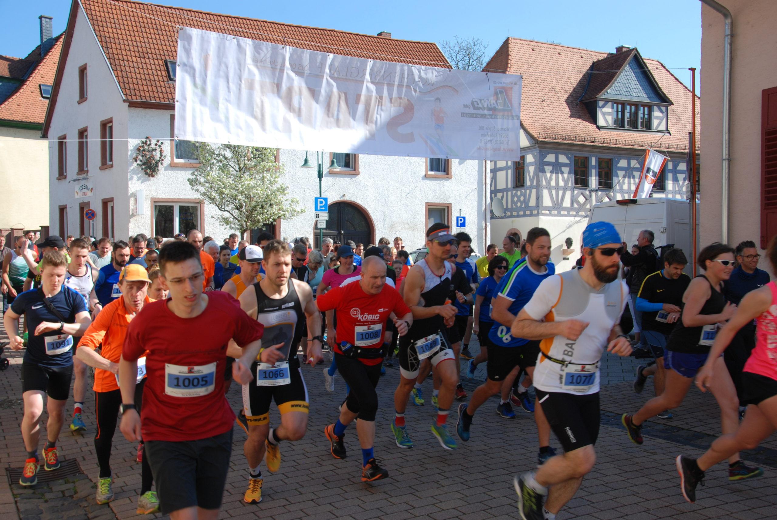 Rothenberglauf 2019 – der ja dieses Jahr abgesagt werden musste
