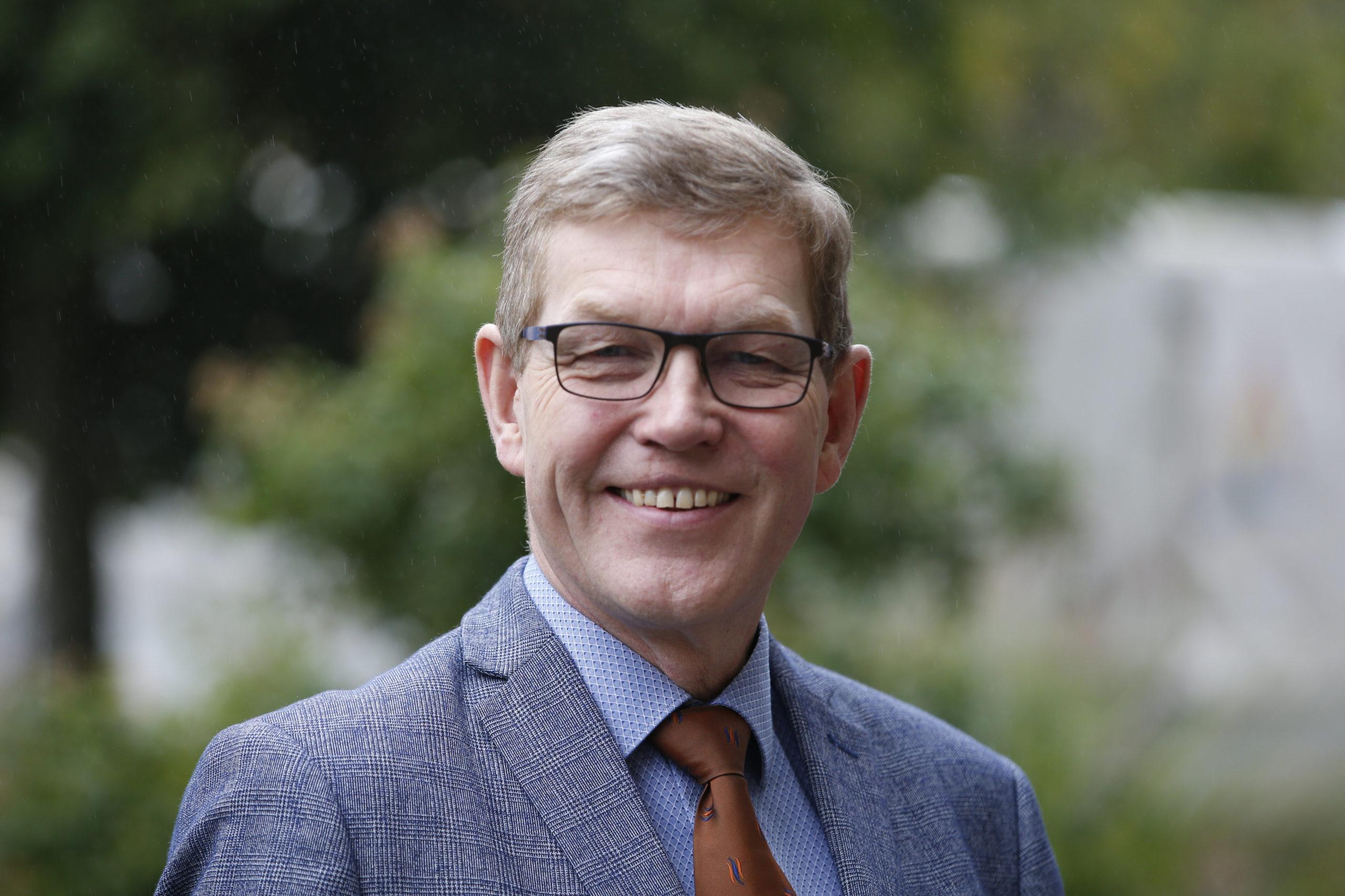 Dekan Dr. Martin Fedler-Raupp
