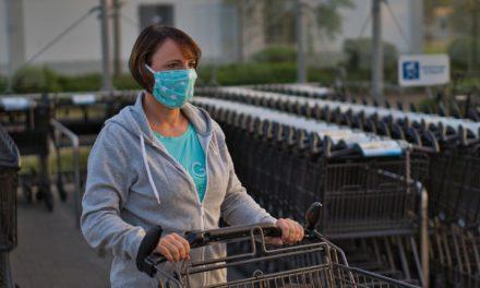 Maskenpflicht in Hessen/Verkaufsstellen für Schutzmasken