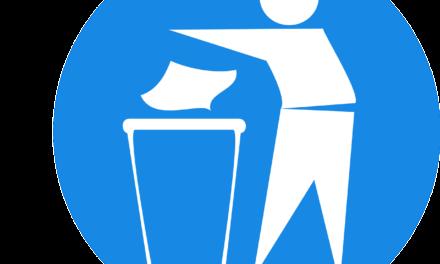 Zusätzliche Müllbehälter im öffentlichen Raum