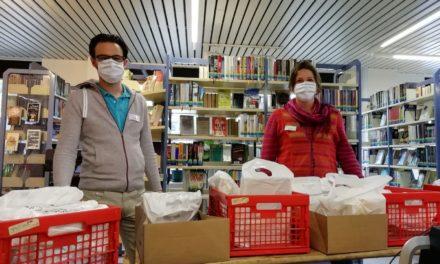 Corona-Maßnahmen: Stadtbücherei wieder zu regulären Zeiten geöffnet