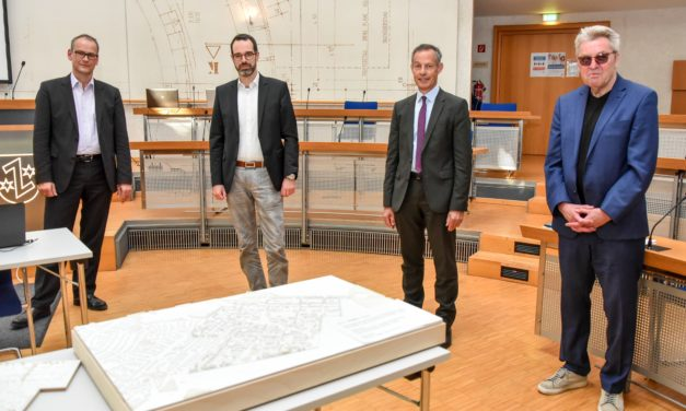 Eselswiese: Studio Wessendorf mit Atelier Loidl aus Berlin gewinnt städtebaulichen Wettbewerb