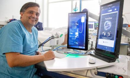 Mit Ultraschall gegen Prostatakrebs – Focal One, die neueste Generation
