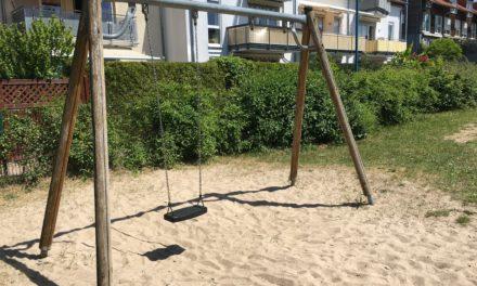 Mutwillige Sabotage auf Hochheimer Spielplätzen