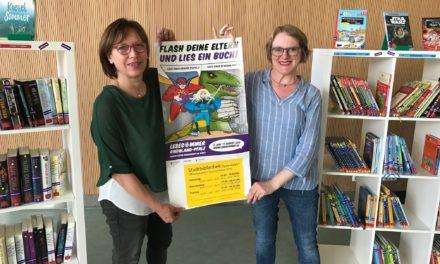 Stadtbücherei: Teilöffnung ab Anfang Mai