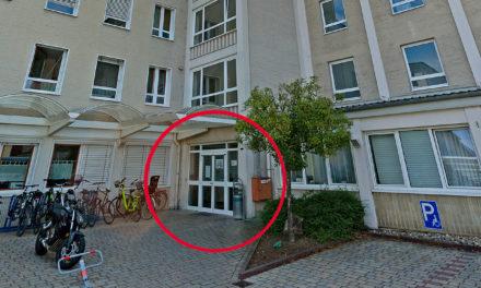 Separater Eingang im GPR Klinikum für Gäste mit Termin