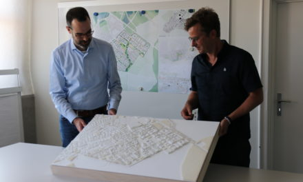 Eselswiese: Nach Wettbewerb erstes Arbeitsgespräch bei Stadtrat Kraft
