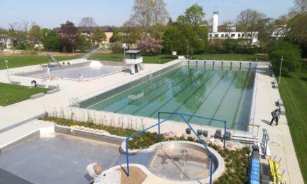 Freibad ab 8. Juni für Vereinssport geöffnet