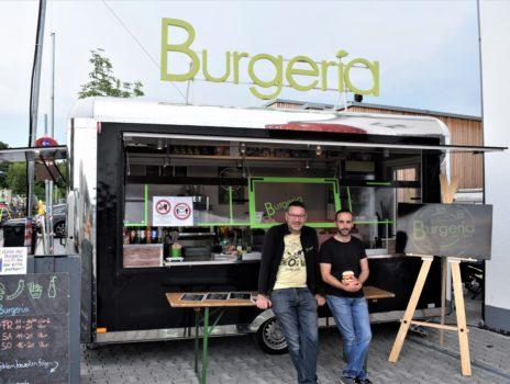 Leckere Burger jetzt auch in Bodenheim
