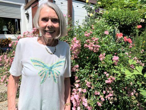 Hella Prahl feierte ihren 80sten Geburtstag
