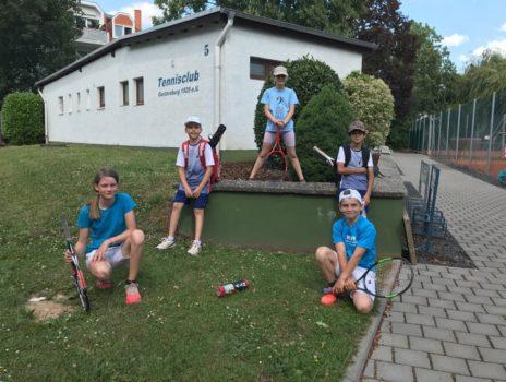 TC Gustavsburg 1929 e.V. Tennis wieder in Aktion Spielrunde 2020 gestartet!