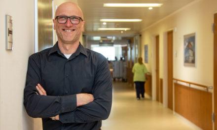Benno Schanz ist neuer Pflegedirektor des GPR Klinikums