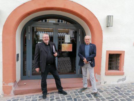 "JERTZ TRIFFT WEINGARTEN: ""TOURISMUS FÖRDERN!"
