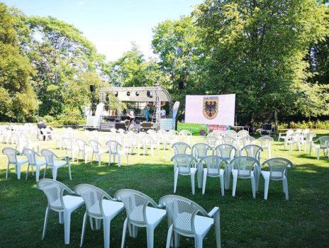 """Kindertheater """"Hänsel und Gretel"""" am 16. August im Niersteiner Stadtpark"""
