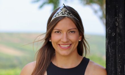 Gina Gehring ist die neue Niersteiner Weinkönigin