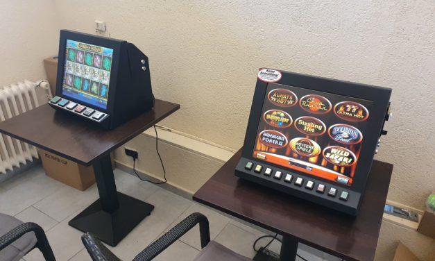 Illegale Geldspielgeräte sichergestellt und Kaffee-Bar geschlossen