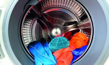Den Waschmittelverbrauch um die Hälfte senken