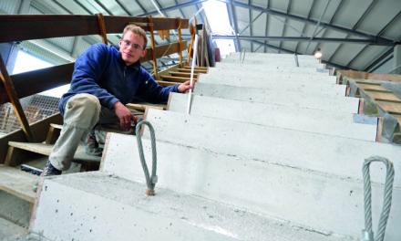 Ausbildungstipp: Betonfertigteilbauer