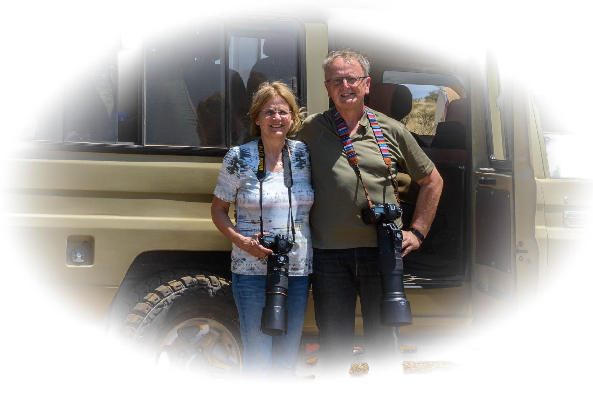 Prof. Dr. Heinrich Holland und Doris Holland. Foto: privat