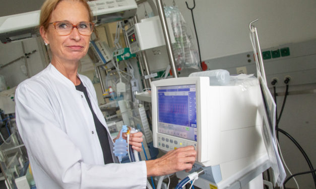 GPR Klinikum schafft fünf neue Beatmungsgeräte für Frühchen an