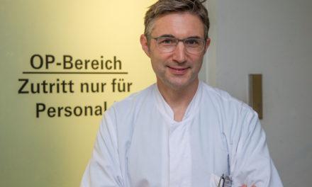 Dr. Lars Leupolt zum neuen Chefarzt der Klinik für Allgemein-, Viszeral- und Thoraxchirurgie im GPR Klinikum ernannt