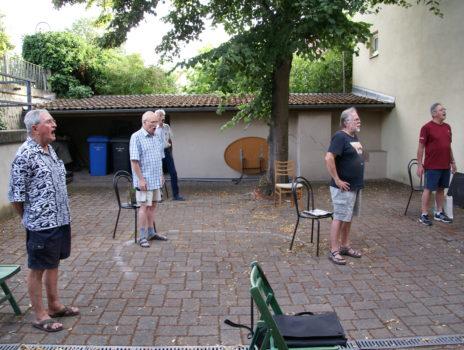 Happy Voices des Gesangvereins Germania Bischofsheim unter neuer Leitung