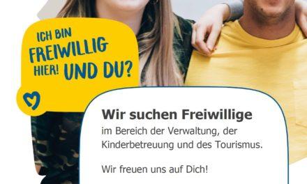 Rathaus, Kita und Tourismus: Stadt sucht FSJler*innen