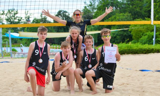 U15-Beachmeisterschaften am 04.07.2020